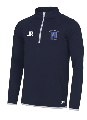 High Lane CC Navy Performance Sweatshirt