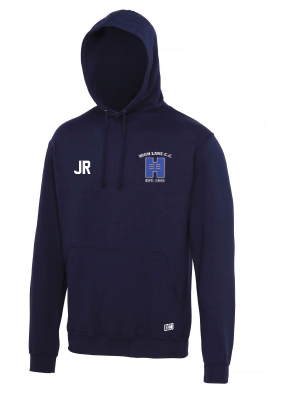 High Lane CC Childrens Navy Hoody