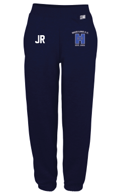 High Lane CC Childrens Navy Sweatpants