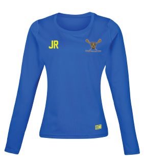 Shropshire Girls Lacrosse Royal Blue Baselayer