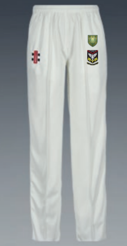 Cheadle Mersey Cricket Grays Womens Matrix Trousers (All Embroidery)