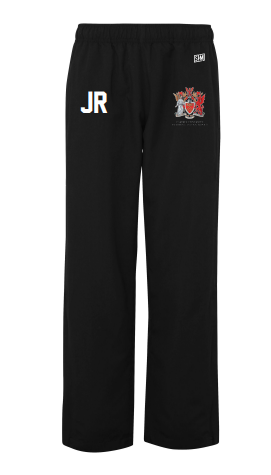 Cardiff University Swim & Waterpolo Mens Trackies (Logo Embroidery, Everything Else Print)