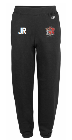 Cardiff University Swim & Waterpolo Mens Sweatpants (Logo Embroidery, Everything Else Print)