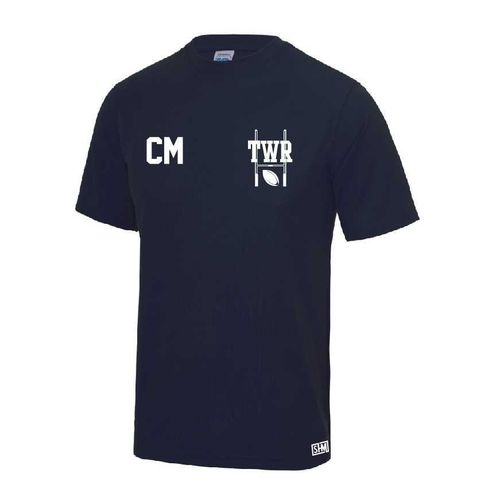 Trent Womens Rugby Performance Tee (All Print)