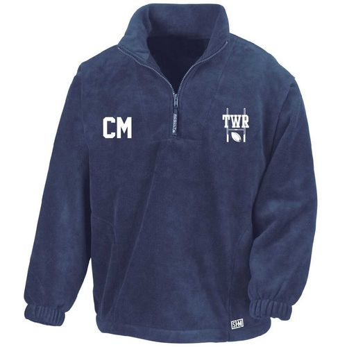 Trent Womens Rugby Navy Unisex Fleece (All Embroidery)