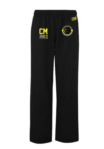 Sheffield University Womens Basketball Womens Trackies (Logo Embroidery, Everything Else Print)
