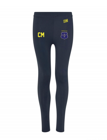 CSM Tennis Navy Leggings (All Print)
